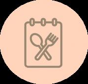 Creation de fiche recette