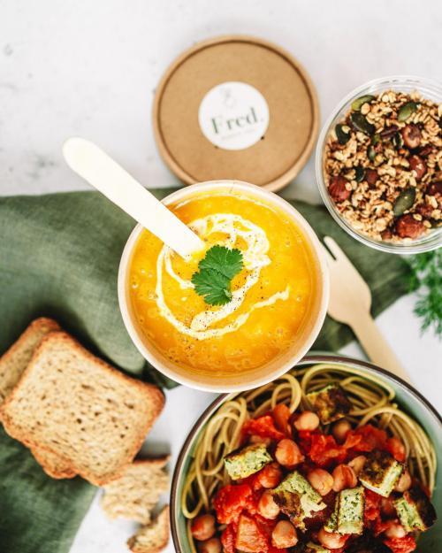 Soupe fred manger vrai photographe culinaire landes